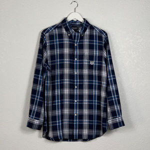 NWT Men's Chaps Button-Down Shirt Size Small